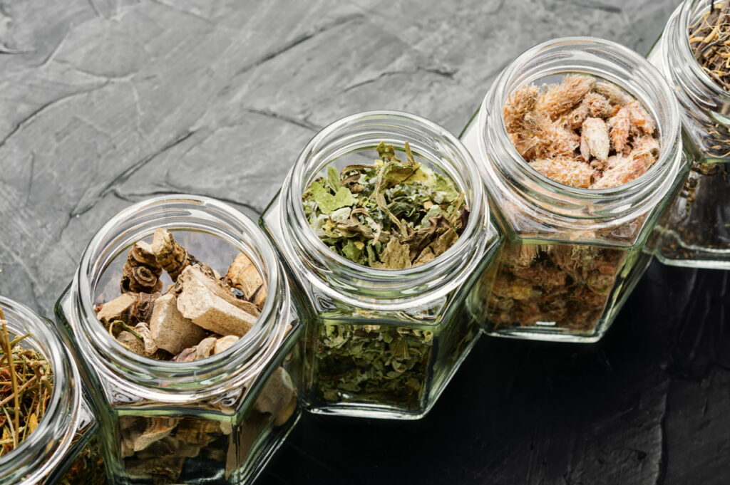Herbs That Benefits Fitness Training